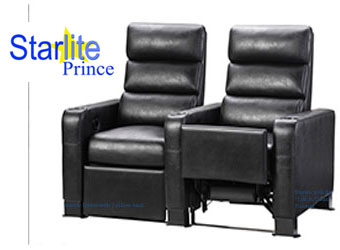 Starlite Prince VIP Recliner theater seating