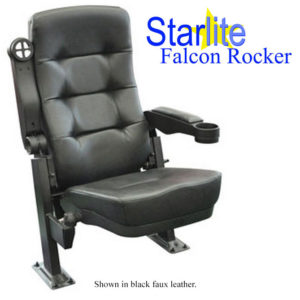 The Starlight Falcon Rocker new theater seating