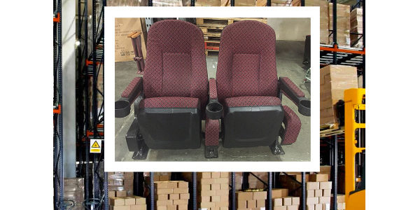 Wholesale used theater seating.