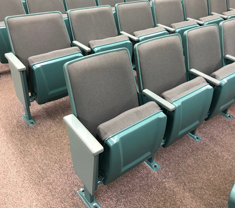 New Park used theater seats church chairs
