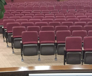 used auditorium theater seating Crownsville MD
